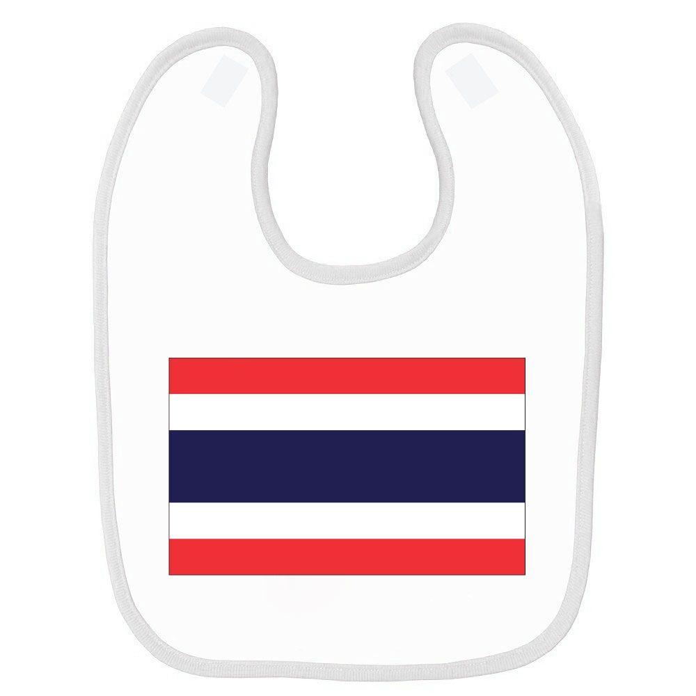 Bavoir-bebe-imprime-drapeau-thailande